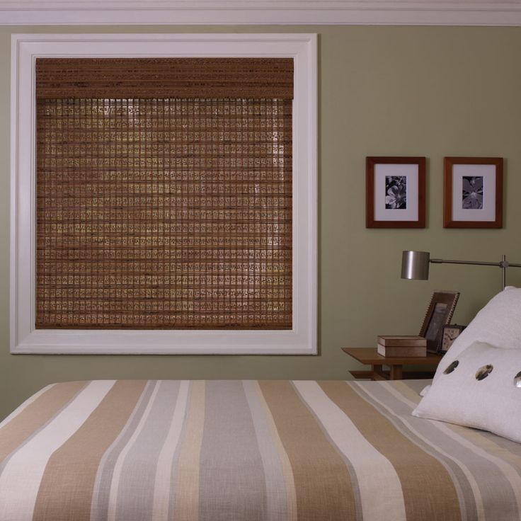 bamboo window shades outdoor blinds canada lowes woven wood