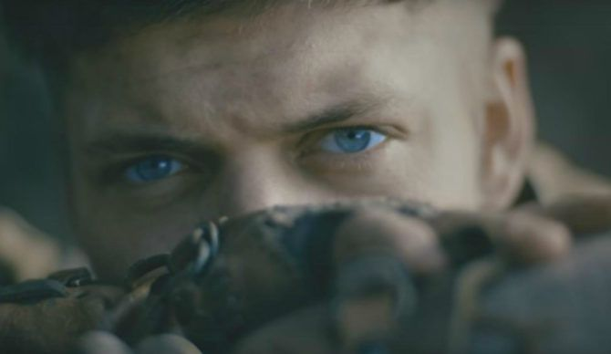 History's Vikings Season 4 video San Diego Comic Con 2016 Ivar the Boneless