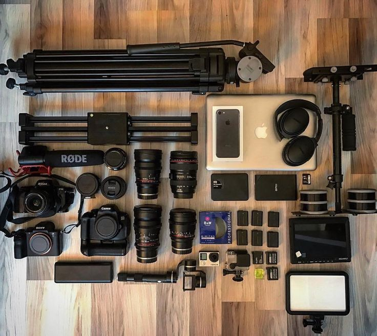 What does your gear look like? Tag #Rentorlend Photo by @onurhanguclu #camera #gear #cameras #sony #a7sii #canon #nikon #gopro #lens #videoshoot #videography
