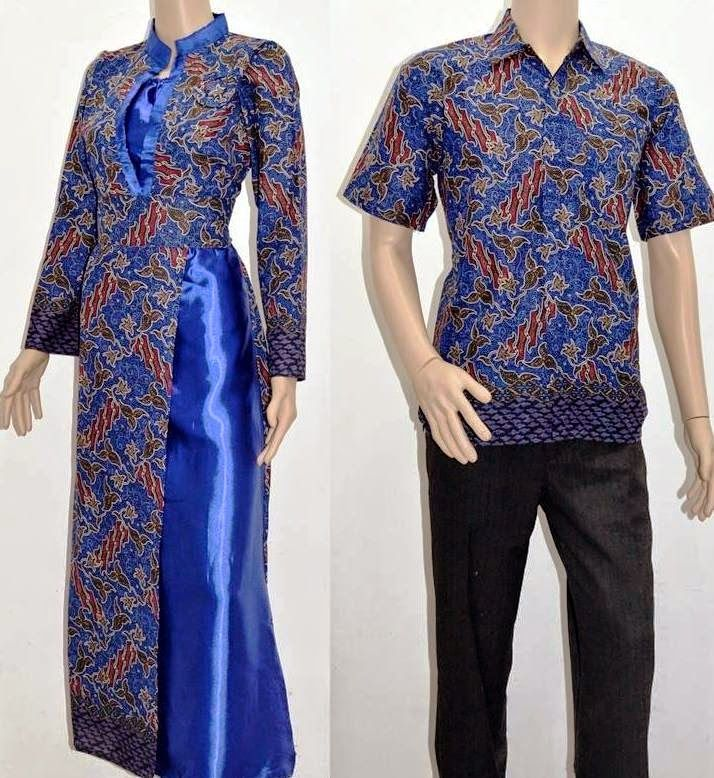 16 best Baju Batik Modern  Love Batik and you images on Pinterest