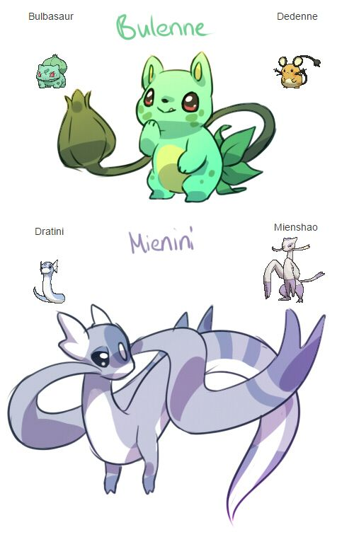 Filled with art of pokemon fusions. If you see any tag mistakes (I know there are some) please...