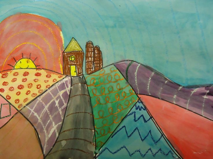 35 best david hockney for kids images on pinterest art