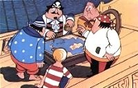 Pugwash - the original I mean - none of this updated sanitised nonsense for us...