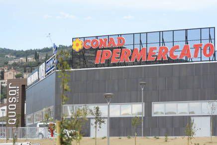 Conad Ipermercato a Corciano Perugia Italy  http://www.gdoweek.it/conad-ipemercato-a-corciano-perugia/