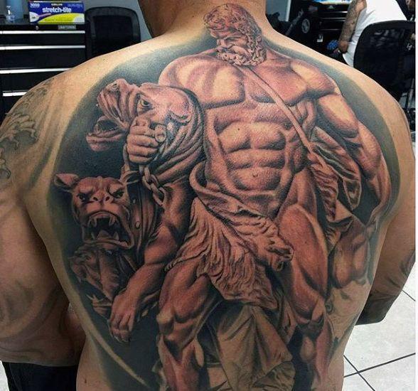 Best 25+ Hercules Tattoo Ideas On Pinterest