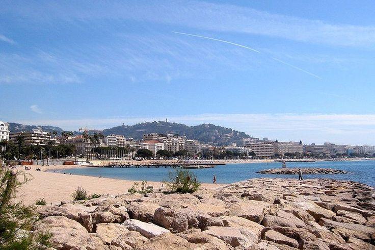 La Croisette à Cannes (Alpes-Maritimes) : Les plus belles plages de France - Linternaute