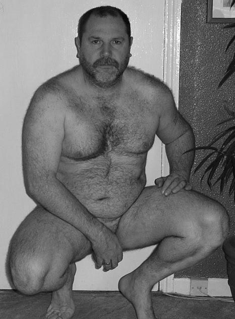 Nude posing redhead