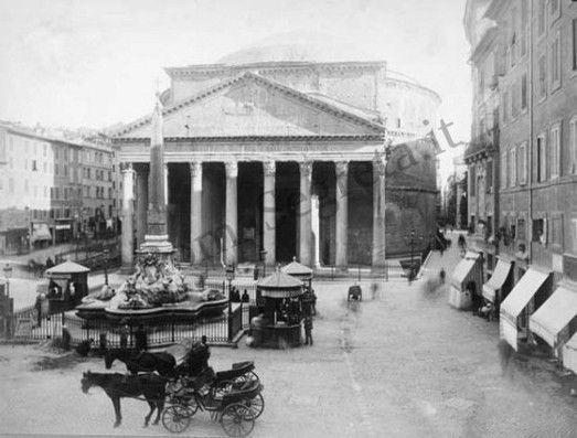 Pantheon  fine'800