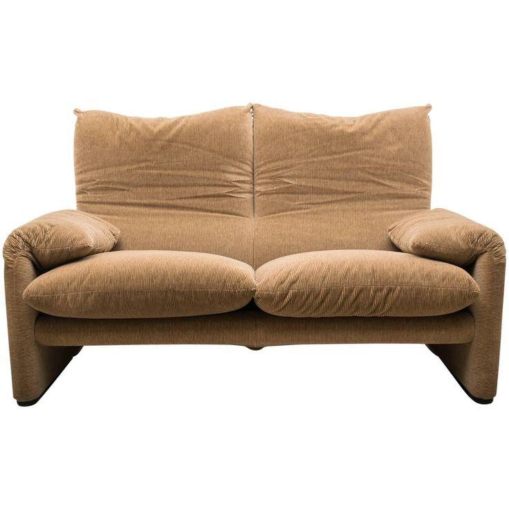 Sofa Maralunga By Vico Magistretti For Cassina