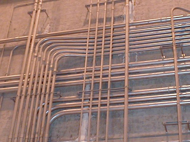 electrical wiring jobs the industrial inside wireman installs conduit systems  the industrial inside wireman installs conduit systems