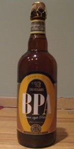 Ommegang BPA Beer Advocate SCORE   90   exceptional   -   THE BROS   90   exceptional     Brewed by:   Brewery Ommegang Cooperstown, New York, United States      Belgian Pale Ale | 6.20% ABV
