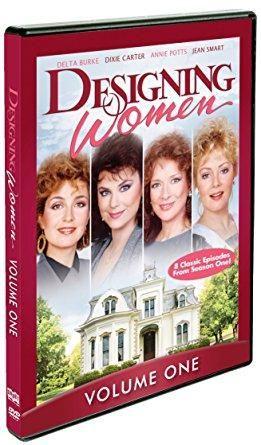 Dixie Carter & David Trainer - Designing Women: Vol. 1