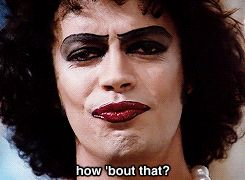 Frank n Furter. How 'bout that.
