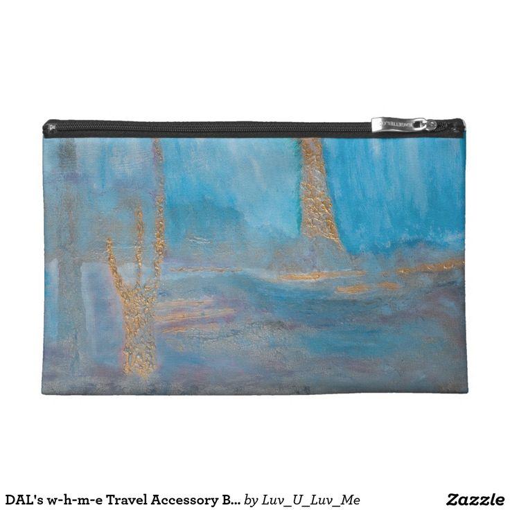 DAL's w-h-m-e Travel Accessory Bag