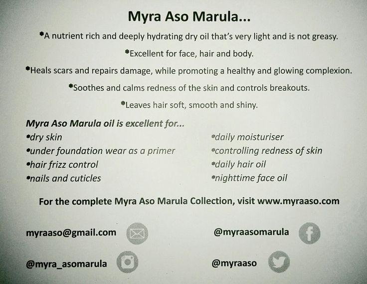 Marula benefits