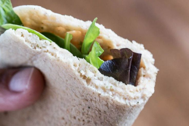 If you're looking for the perfect paleo pita for your gyros, souvlaki, kebabs, or sandwich or salad wraps, this is the perfect easy and quick recipe.