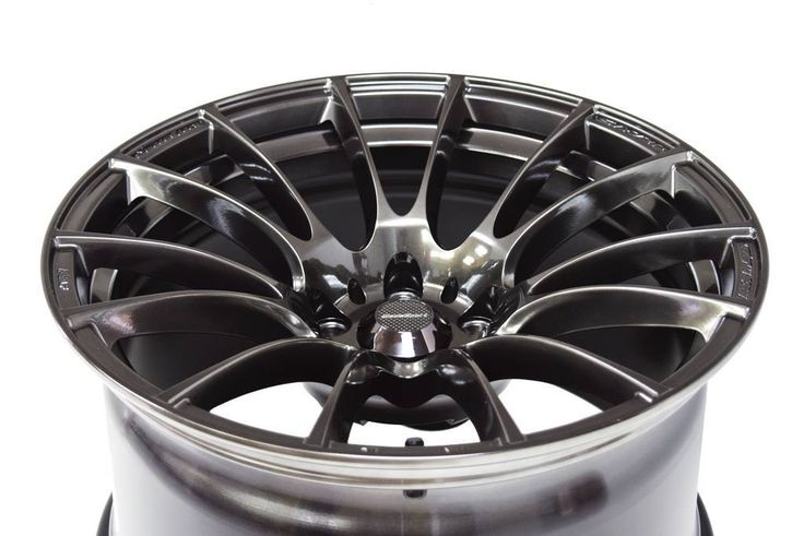 """New 2015 WedsSport SA72R 18"""" RR HBC (Hyper Black Clear) color !! Fiebruz Corp is the esclusive distributor of WEDS Wheels in Puerto Rico. For more info, Call us @ 787-694-7062. #fiebruz #weds #new #wedsport #japan"""