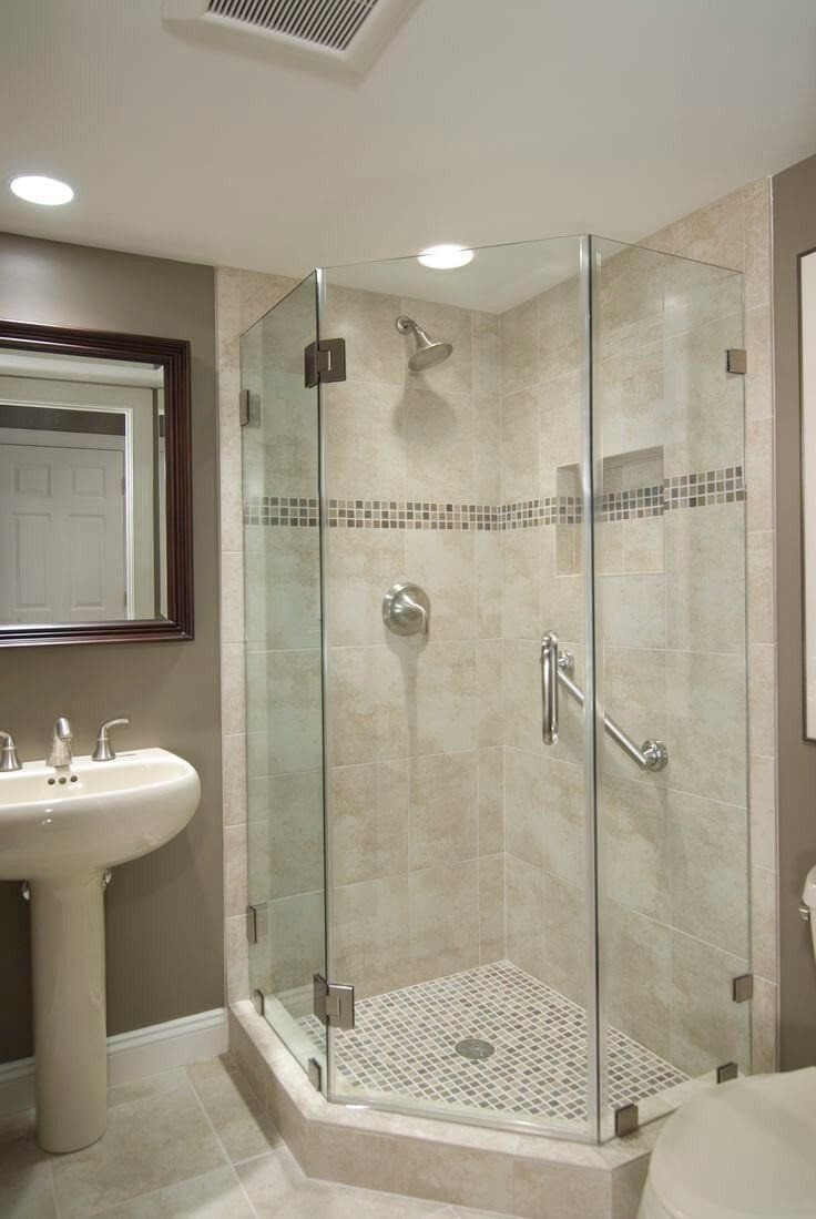 50 Small Bathroom Ideas That Increase Space in 2021 ...