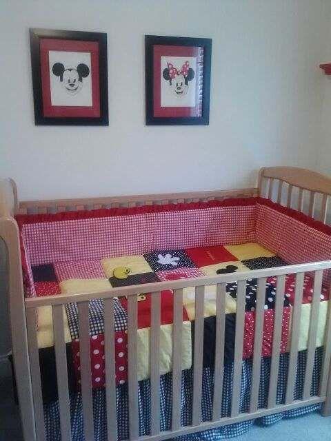 53 Best Mickey Mouse Nursery Ideas Images On Pinterest