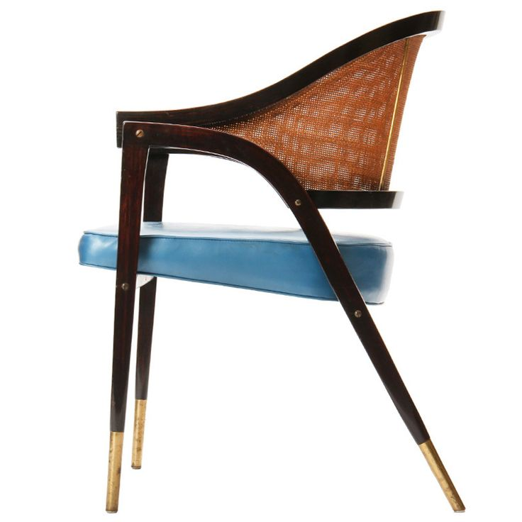 "1stdibs - ""A-frame"" chair by Edward Wormley explore items from 1,700  global dealers at 1stdibs.com"