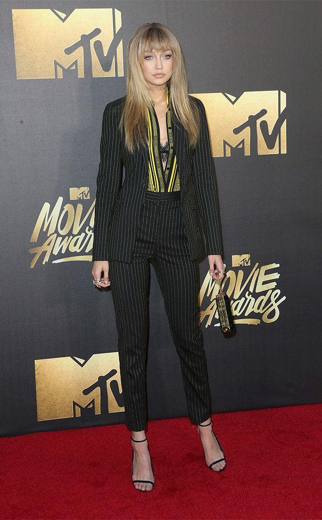 Gigi Hadid, MTV Movie Awards 2016