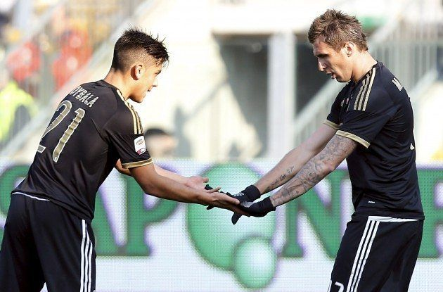 Waiting for your first goals of the season #Dybala #Mandzukic