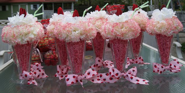 12 best images about this month is    centerpieces on pinterest