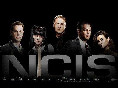 NCIS.... Gibbs, Abby, Tony, McGee and Ziva  One of my favorite shows!