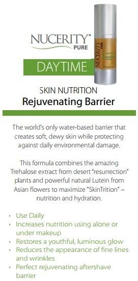 SKIN NUTRITION Rejuvenating Barrier