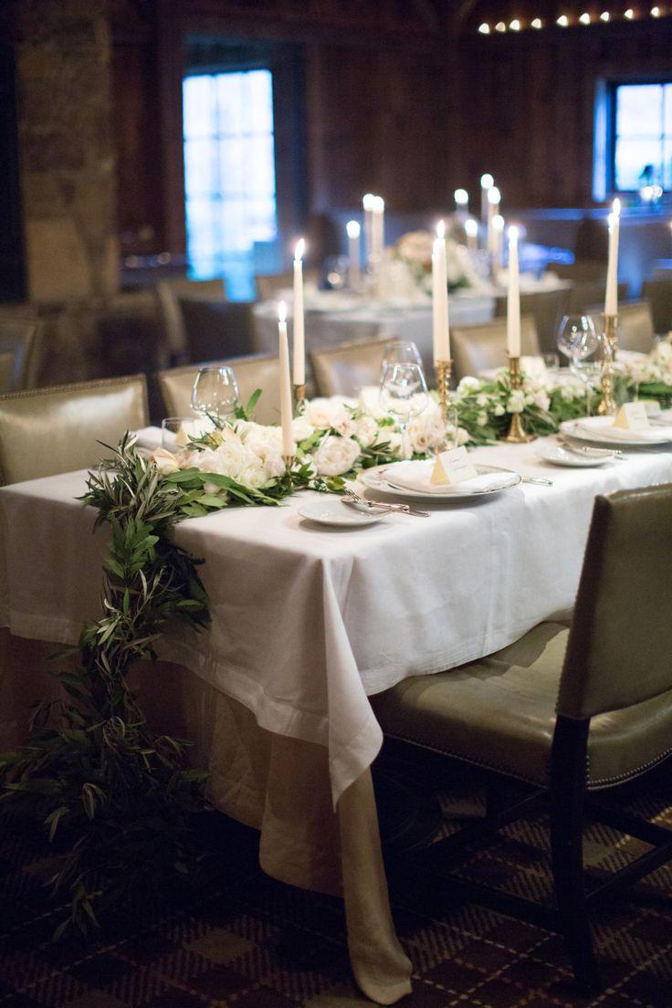 Photography : Natalie Watson Read More on SMP: http://www.stylemepretty.com/2016/03/10/blackberry-farm-winter-wedding/