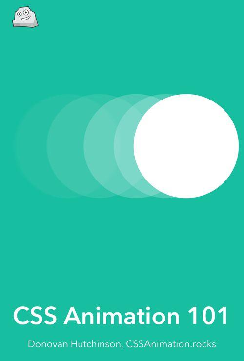 Download Free Book: CSS Animation 101 | Free Books - Lapa Ninja