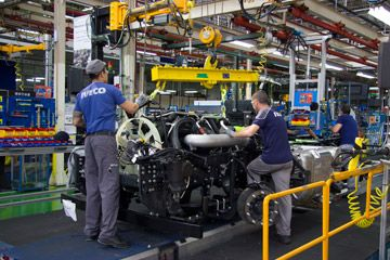 LONDON, 10-Apr-2017 — /EuropaWire/ —CNH Industrial N.V. (NYSE: CNHI /MI: CNHI) announces that the IVECO commercial vehicles manufacturing facility in