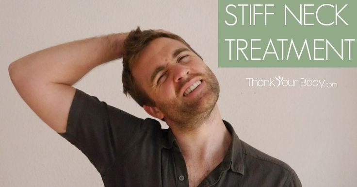 Are you tired of waking up with a stiff, painful neck? Check out these tips and tricks for effective stiff neck treatment.
