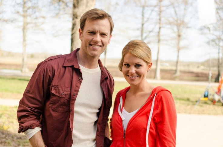 Finding Normal - behind the scenes with Candace Cameron ...