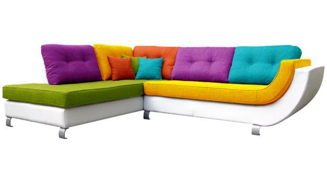 Loungebank Joop Color Mix