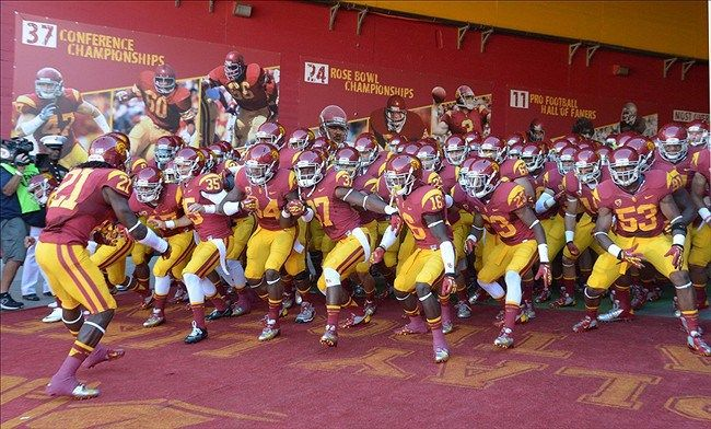 2016 USC Trojans Football Schedule