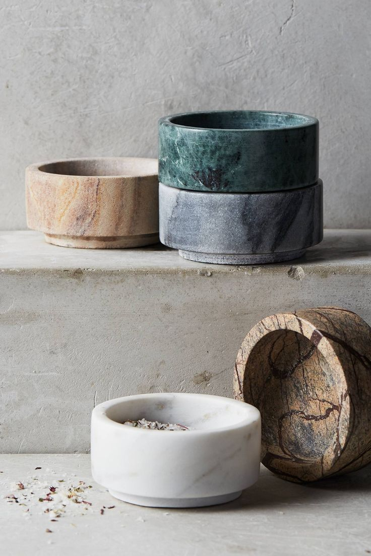 Shop the Marble Stacking Pinch Pots and more Anthropologie at Anthropologie. Read reviews, compare styles and more.