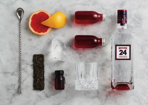 Gin cocktails just got a little fancy – with chai tea, lapsang souchong and lemon grass.
