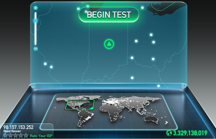 Speedtest.net-The global broadband connection speed test. See how your broadband access is peforming