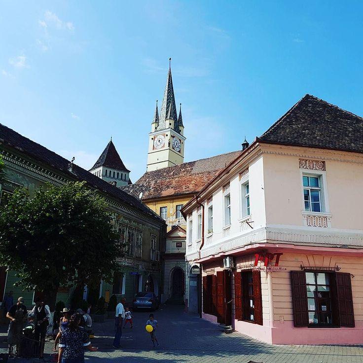 #Medias750 / #Mediasch750. #Transilvania #Siebenbuergen #Transylvania #Romania #Rumaenien