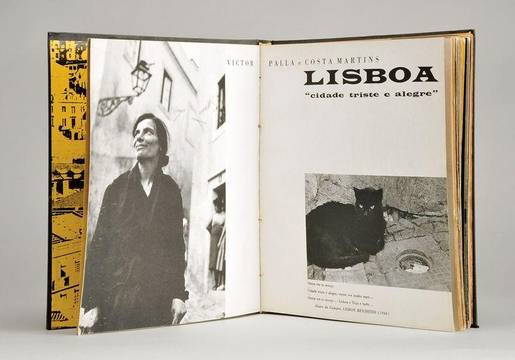 Lisboa Cidade Triste e Alegre de Victor Palla e Costa Martins