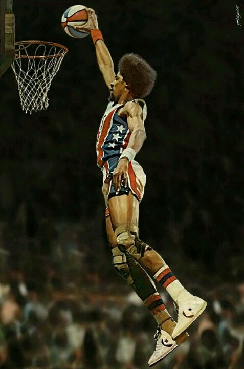 """Dr. J"" - Julius Erving"