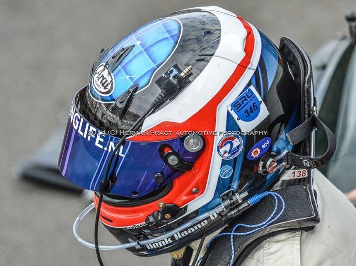 Driver Henk Haane