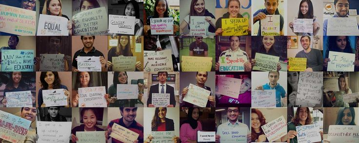 YouthSpeak, the global youth movement powered by AIESEC