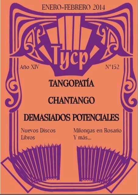 Tango y Cultura Popular N° 152