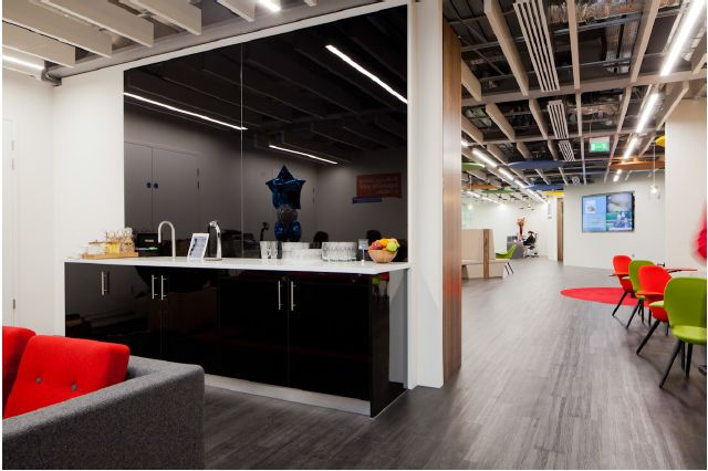 The CBI Members Lounge   London   Read full case study http://scanomat.co.uk/uk/case-studies/workplace/business/cbi