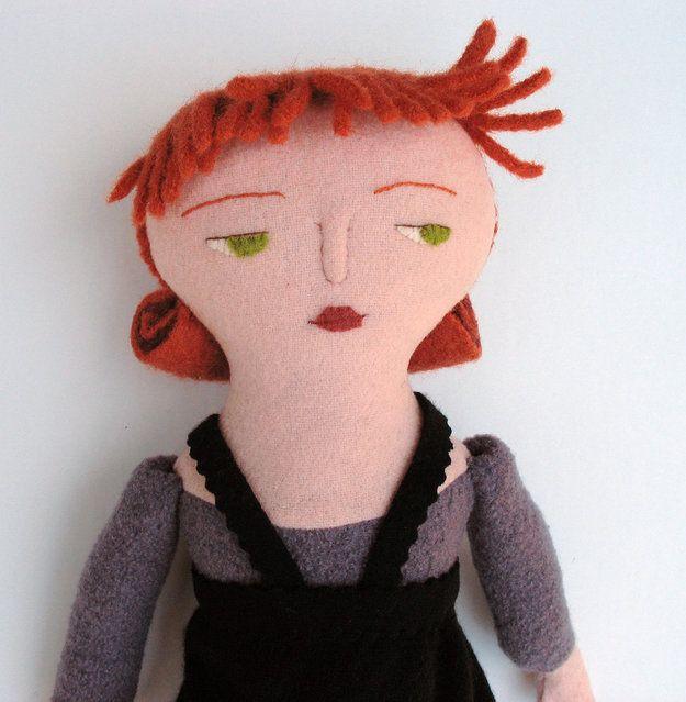Handmade Dolls By Mimi Kirchner
