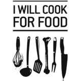 I Will Cook For Food