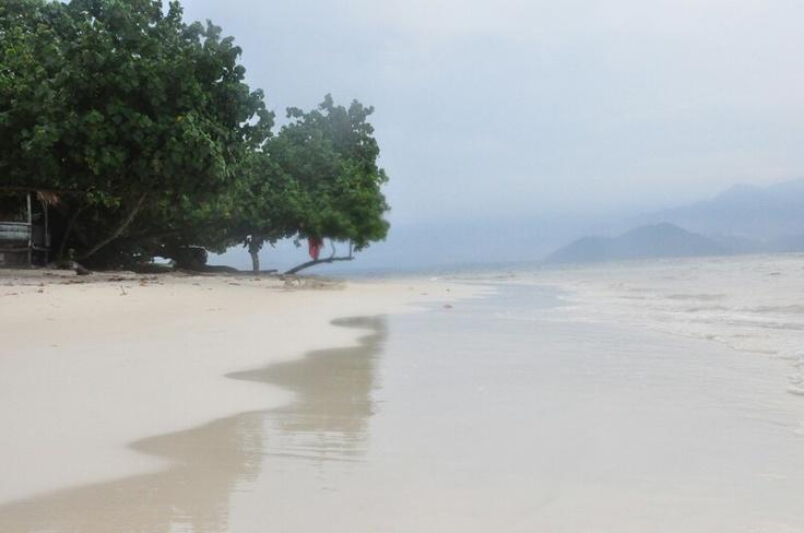 Kelagian Island, Lampung, Indonesia