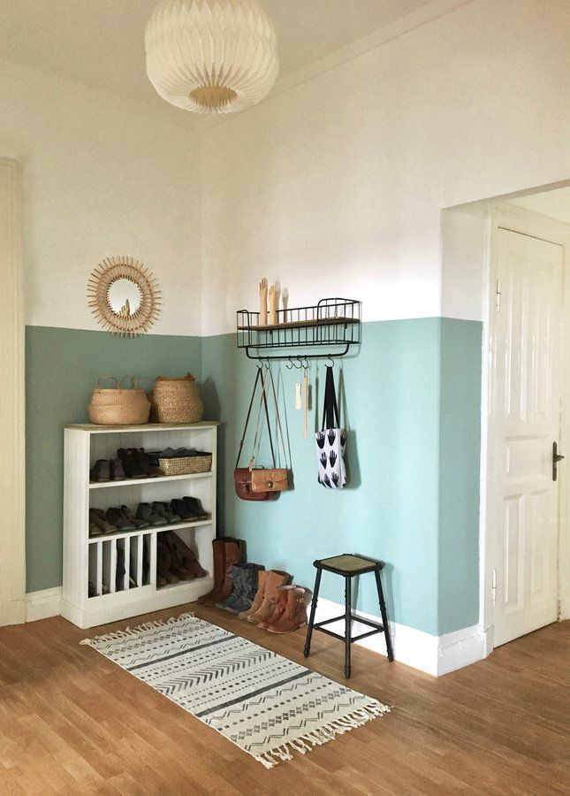 Neue Farbe Im Flur Hallway Paint Home Decor Home